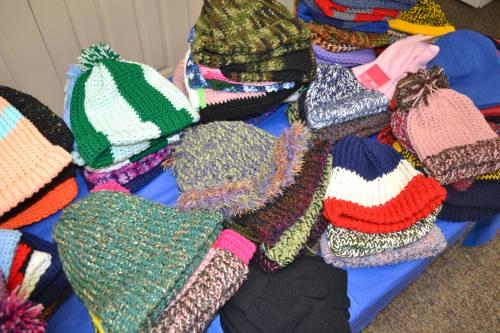 hats for homeless