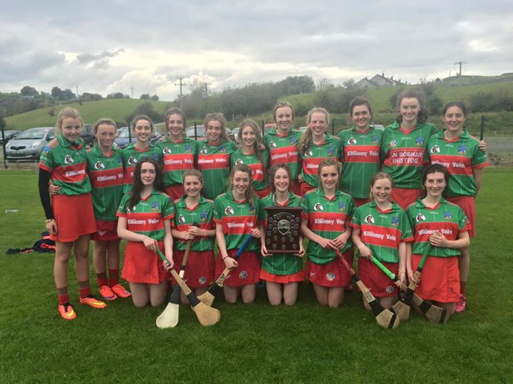 Rower Inistioge Under 16 C Champions
