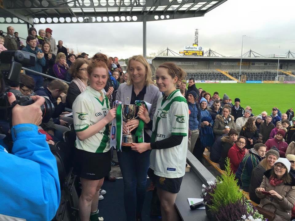Tullaroan Leinster champs