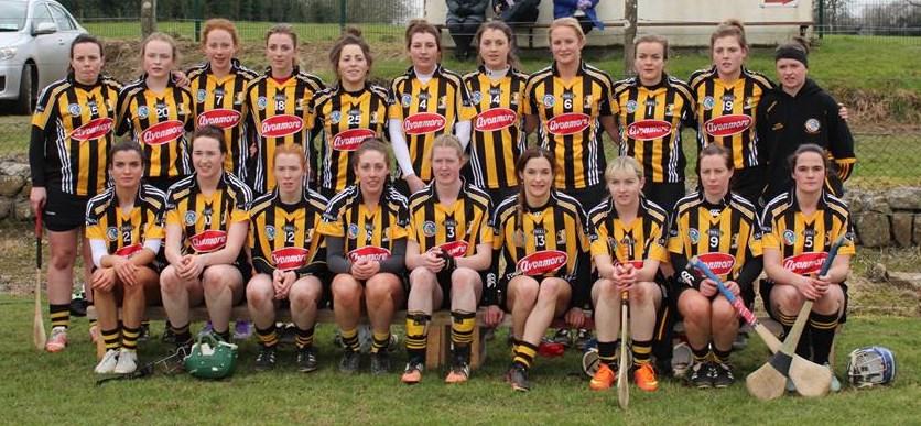 Kilkenny Senior Team March 2016
