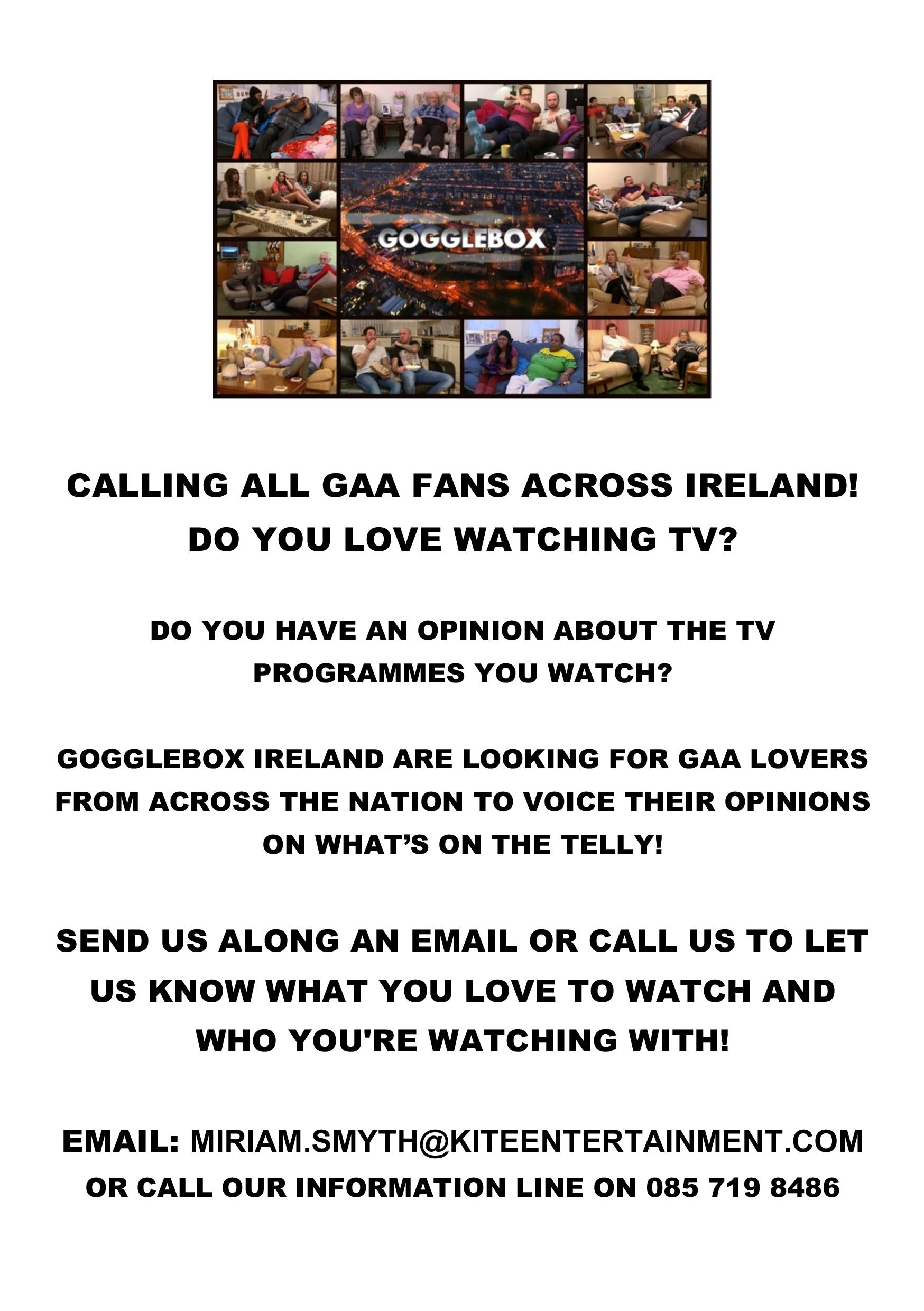Gbox Ire GAA Casting Flyer [105359]-page-001