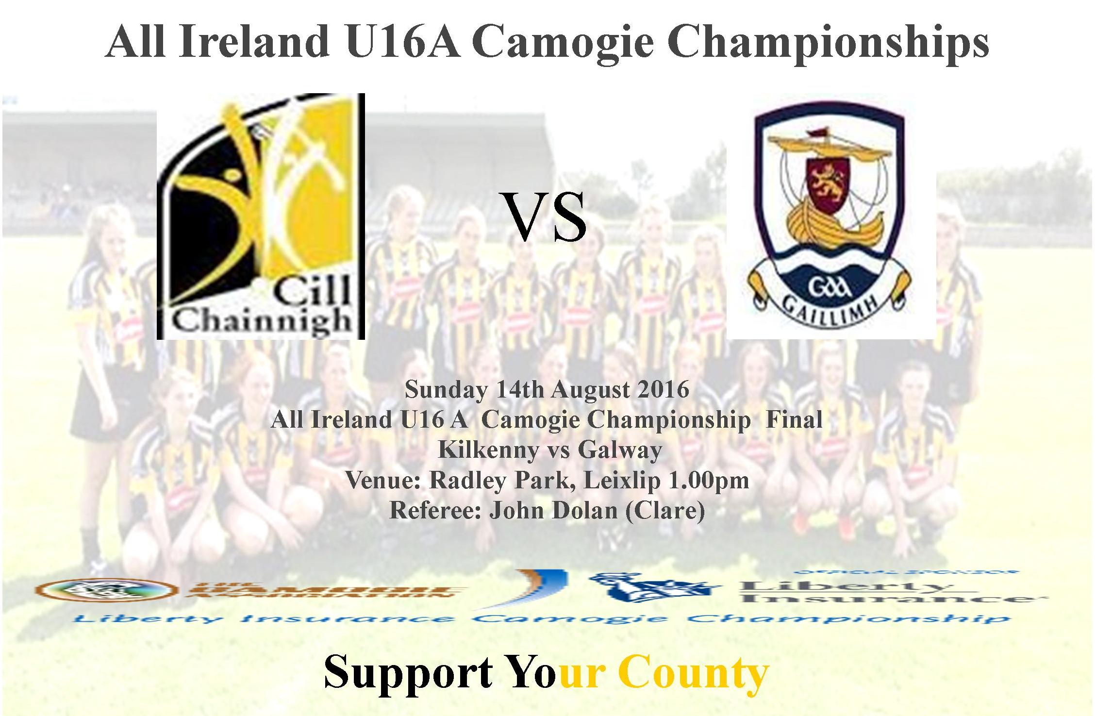 KK U16 Poster