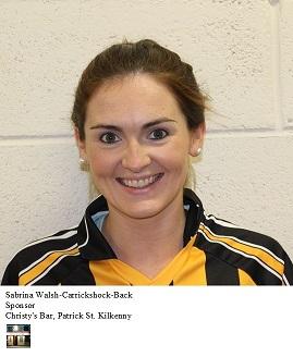 Sabrina Walsh