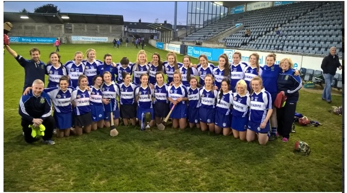 Thoamstown Senior Leinster Champions 2016