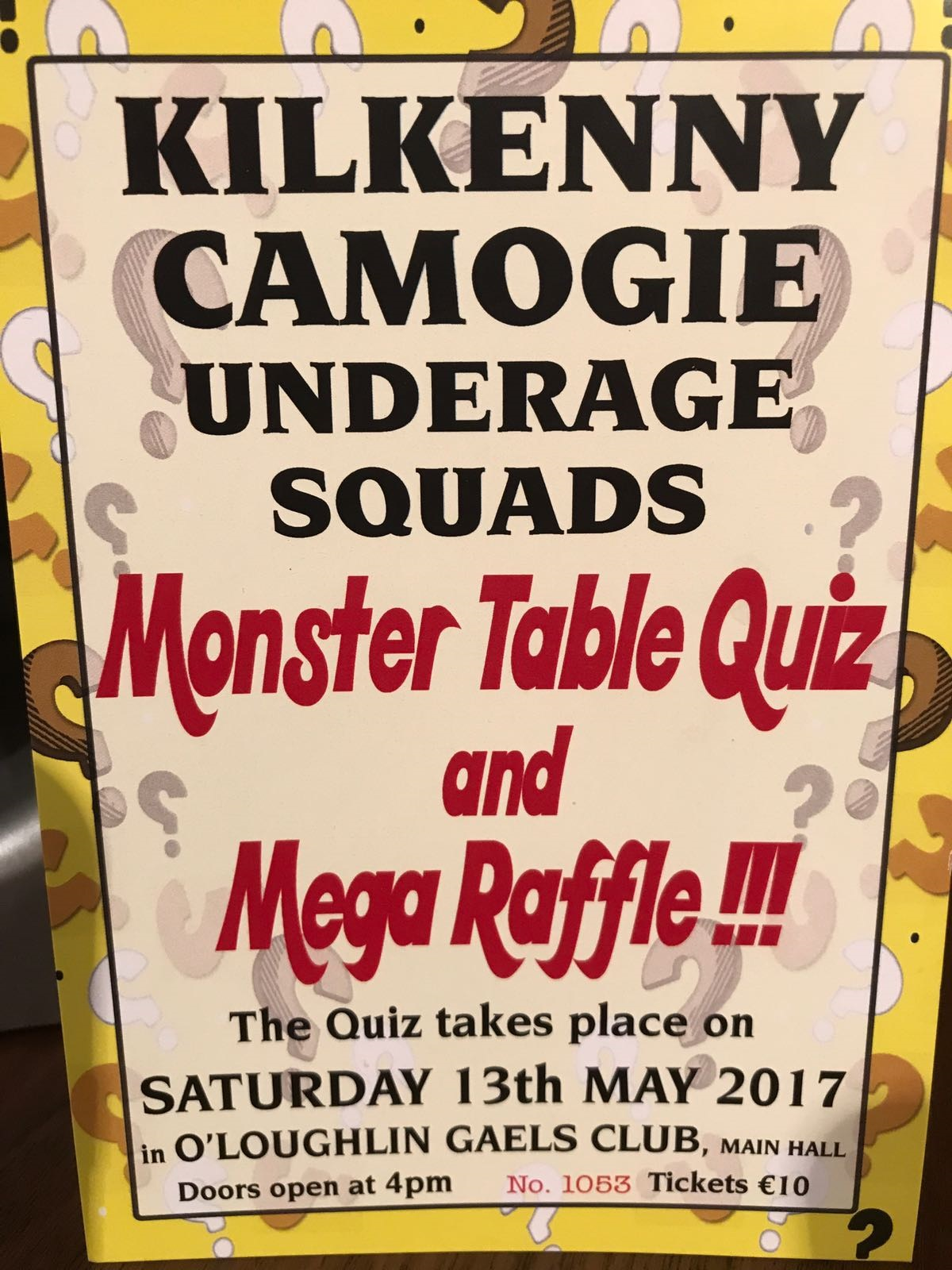 underage squads monster quiz