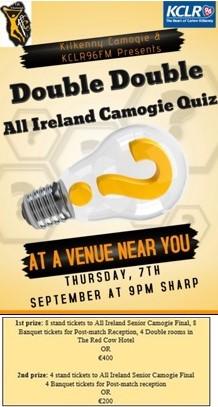 Kilkenny quiz poster
