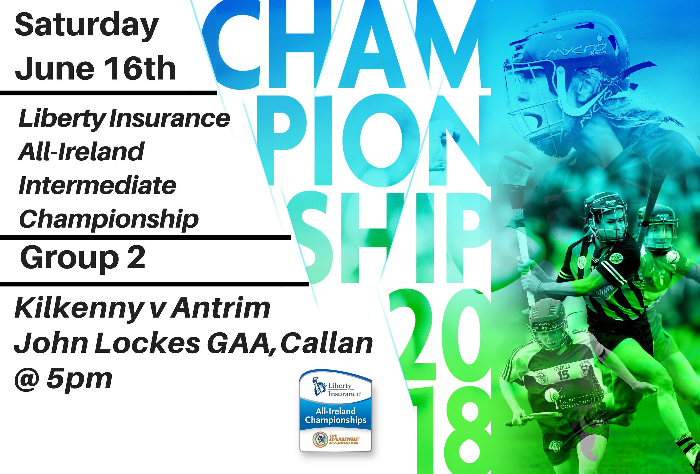 Kilkenny vs Antrim 160618