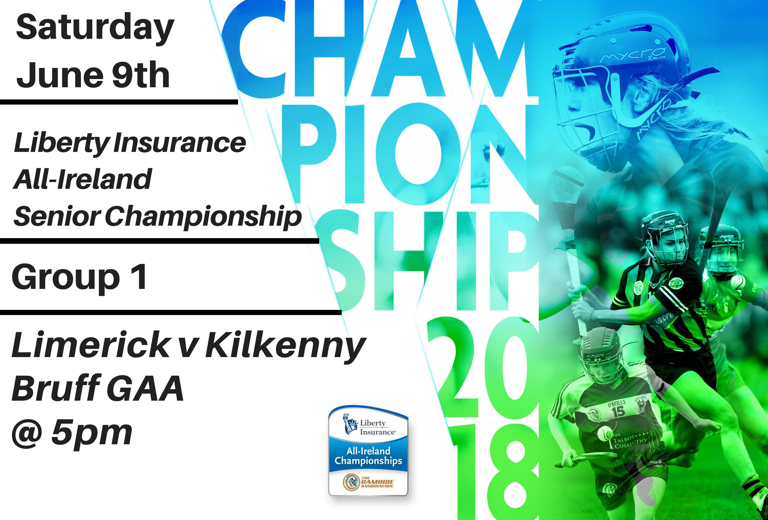 Limerick v Kilkenny 090618