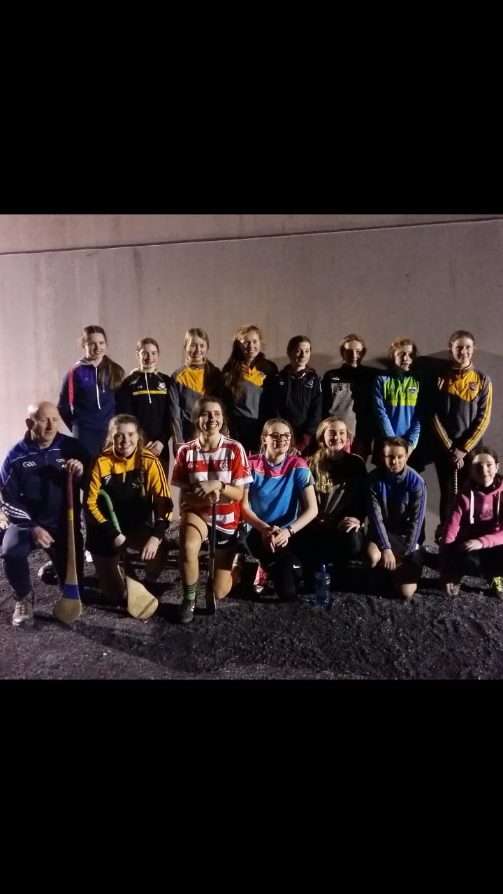 Well done to all that participated in the Wall Ball workshop last weekend with Martin Fogerty.  Thanks so much to the Danesfort club for the use of their facilities and to the players that took part.  This course was run by Kilkenny Camogie Development.