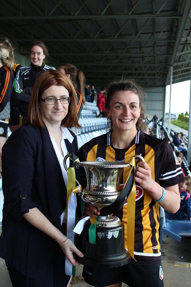 Leinster Senior Champions Captain 020619